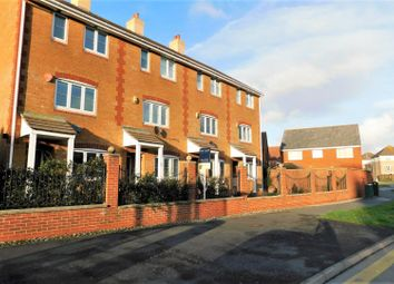 Thumbnail 3 bed end terrace house for sale in Phoenix Drive, Eastbourne