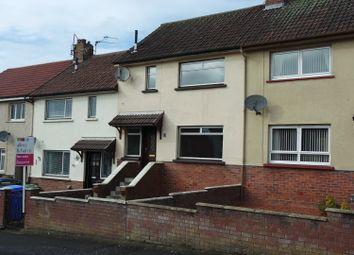Thumbnail 2 bedroom terraced house for sale in Burnbank Road, Ayr