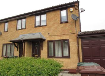 Thumbnail 3 bed semi-detached house to rent in Winchester Close, Banbury