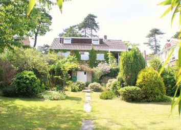 Thumbnail 4 bed detached house for sale in Newtown Road, Warsash, Southampton