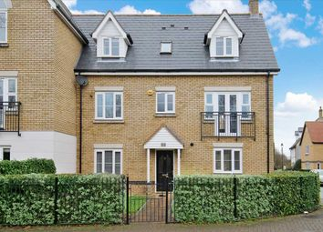 Thumbnail 4 bed town house for sale in Ravenswood Avenue, Ipswich