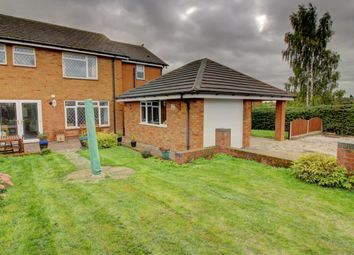 Thumbnail 4 bed semi-detached house for sale in High Street, Longdon, Rugeley