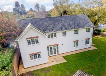Thumbnail 4 bed detached house for sale in Old Linslade Road, Heath And Reach, Leighton Buzzard