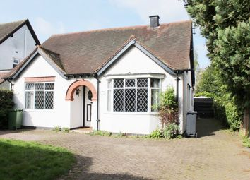 Thumbnail 3 bed detached bungalow for sale in Windy Arbour, Kenilworth