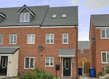 3 bed town house for sale in Winding House Drive, Hednesford, Cannock WS12