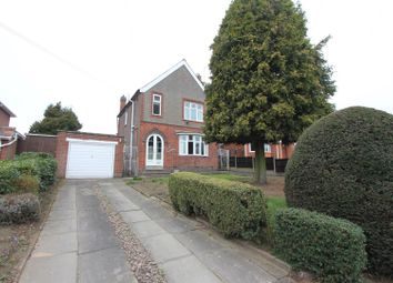 Thumbnail 3 bed detached house for sale in Station Road, Earl Shilton, Leicester