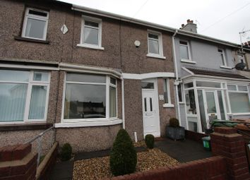 Thumbnail 3 bed property to rent in Waunfach Street, Caerphilly
