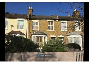 Thumbnail 3 bed terraced house to rent in Taunton Road, London SE12,