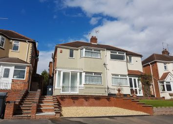 Thumbnail 3 bed semi-detached house for sale in Lower White Road, Quinton, Birmingham