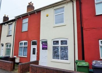 Thumbnail 2 bed terraced house to rent in Cullwick Street, Wolverhampton