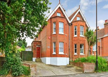 Thumbnail 2 bed semi-detached house to rent in The Avenue, Totland Bay