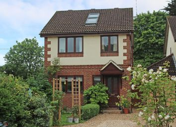 Thumbnail 4 bed detached house for sale in Gurnays Mead, West Wellow, Romsey