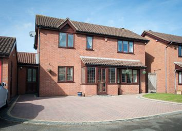 Thumbnail 4 bed detached house for sale in New Leasow, Walmley, Sutton Coldfield