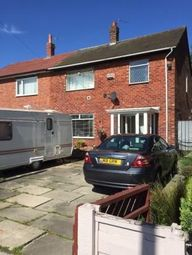 Thumbnail 3 bed semi-detached house to rent in Shadowmoss Road, Manchester