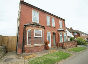 Thumbnail 4 bedroom semi-detached house for sale in Park Road, Shirebrook, Mansfield