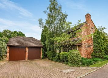 Thumbnail 4 bedroom detached house for sale in Fern Close, Crowthorne, Berkshire