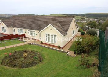 Thumbnail 3 bed property for sale in Park Hill, Tredegar, Blaenau Gwent.