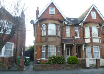 Thumbnail 1 bed flat to rent in Canada Grove, Bognor Regis