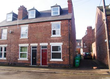 Thumbnail 3 bed end terrace house to rent in Querneby Road, Mapperley, Nottingham