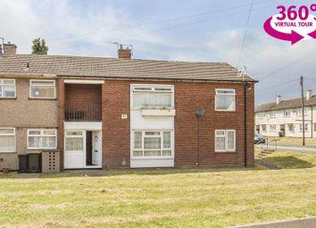 Thumbnail 3 bedroom flat for sale in Britten Close, Newport