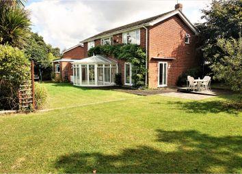 Thumbnail 4 bed detached house for sale in Mascalls Park, Paddock Wood, Tonbridge