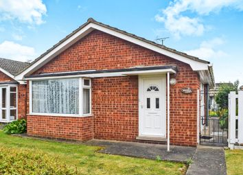Thumbnail 2 bed detached bungalow for sale in Bramall Court, Netherton, Peterborough