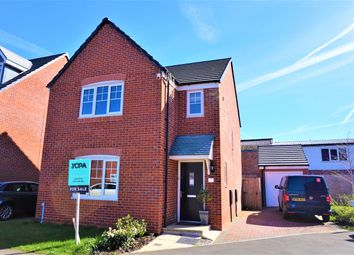 Thumbnail 3 bed detached house for sale in Walnutwood Avenue, Bamber Bridge, Preston