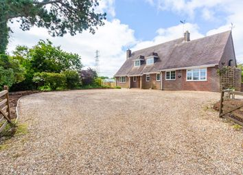 4 bed detached house to rent in Goodworth Clatford, Andover SP11