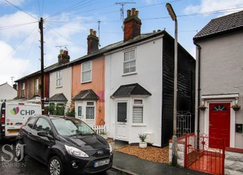 Thumbnail 2 bed end terrace house for sale in Queens Road, Burnham-On-Crouch