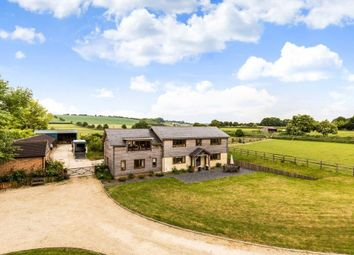 Thumbnail 5 bed detached house for sale in Greenways, Lambourn, Hungerford