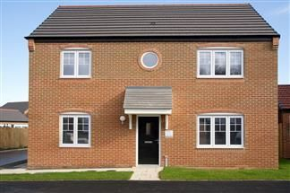 Thumbnail 4 bed semi-detached house for sale in Collingwood Manor, Loansdean, Morpeth