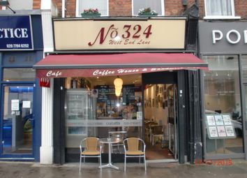 Thumbnail Retail premises to let in West End Lane, London