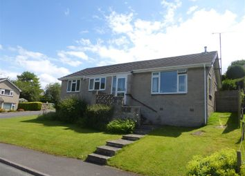 Thumbnail 3 bed bungalow to rent in Castle Close, Bakewell