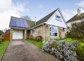 Thumbnail 4 bed detached bungalow for sale in Wealden Way, Bexhill-On-Sea