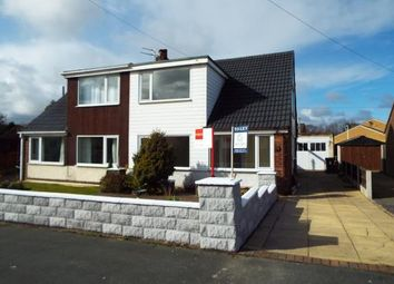 Thumbnail 3 bed semi-detached house for sale in Pennine Avenue, Euxton, Chorley, Lancashire