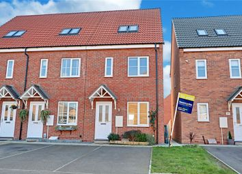Thumbnail 3 bed semi-detached house to rent in Brockwell Park, Kingswood, Hull, East Riding Of Yorkshi