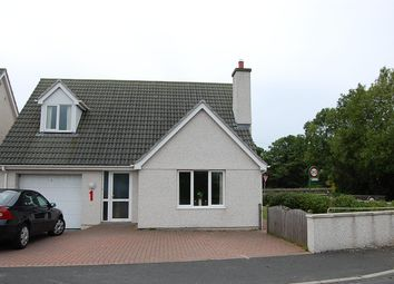 Thumbnail 3 bed detached house to rent in Ballacriy Park, Colby, Isle Of Man