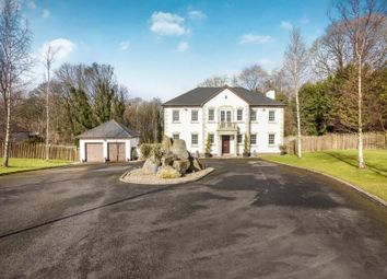 Thumbnail 4 bed detached house to rent in Huntley Hall Preston New Road, Samlesbury, Preston
