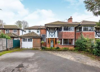 Thumbnail 4 bed semi-detached house for sale in Fetcham, Leatherhead, Surrey