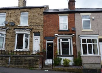 Thumbnail 3 bed terraced house for sale in Findon Street, Sheffield