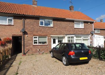 Thumbnail 2 bed terraced house to rent in Nelson Avenue, Downham Market
