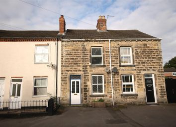 Thumbnail 2 bedroom terraced house for sale in Brassington Street, Clay Cross, Chesterfield