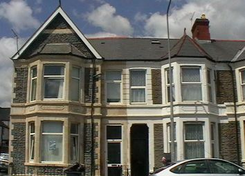 Thumbnail 3 bed duplex to rent in Monthermer Road, Cardiff