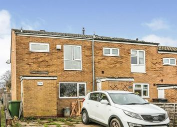 Thumbnail 3 bed end terrace house for sale in Hillman Grove, Smiths Wood, Birmingham