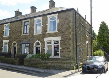 Thumbnail 3 bed end terrace house for sale in Pikes Lane, Glossop, Derbyshire