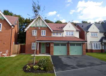 Thumbnail 5 bedroom detached house for sale in Meadow View, Rainford