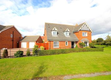 Lockhart Close, Leicester Forest East, Leicester LE3. 4 bed detached house for sale