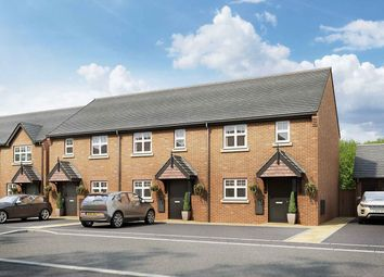 "Thumbnail 3 bed terraced house for sale in ""The Avon"" at Hill Road South, Penwortham, Lancashire, Penwortham"