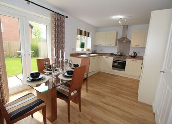 Thumbnail 4 bed detached house for sale in Oakwood, Derby Road, Wesham, Preston