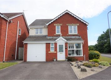 Thumbnail 4 bed detached house for sale in Prince Of Wales Drive, Cardiff